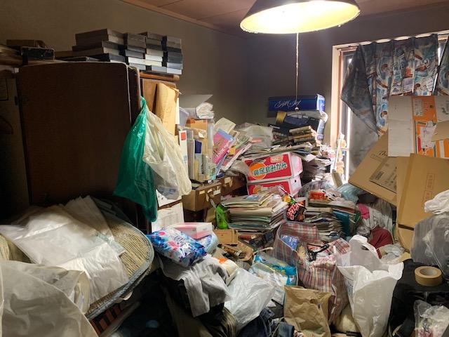 所沢市 三芳町 不用品回収:不用品・粗大ゴミ・ゴミ屋敷⑤