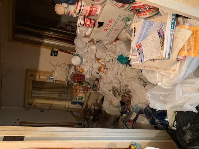 所沢市 三芳町 不用品回収:不用品・粗大ゴミ・ゴミ屋敷③